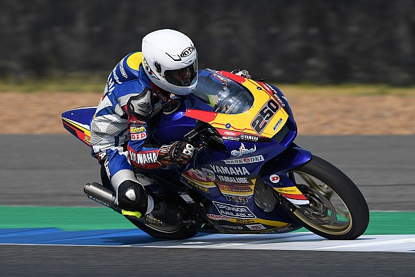ARRC Race report AP250 Thailand: Rafid Topan podium, Mario SA kelima
