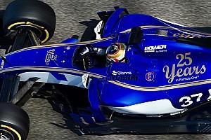 F1 Análisis GALERÍA TÉCNICA: la actualización del Sauber C36 durante 2017