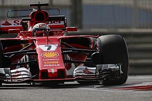 F1 テストレポート アブダビテスト:初日はライコネンがトップ。クビサは100周を走破