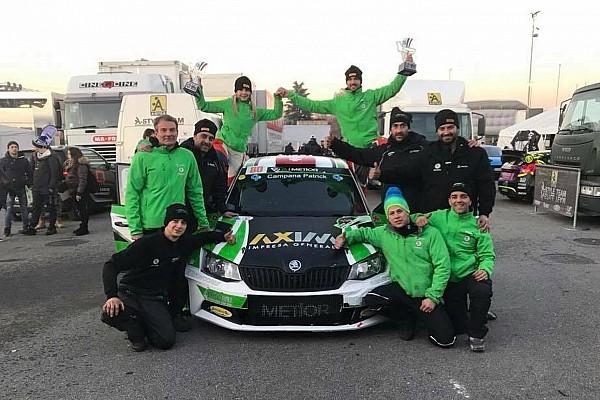 Rally Al Monza Rally Show altro spettacolo targato Crugnola-Lucca!