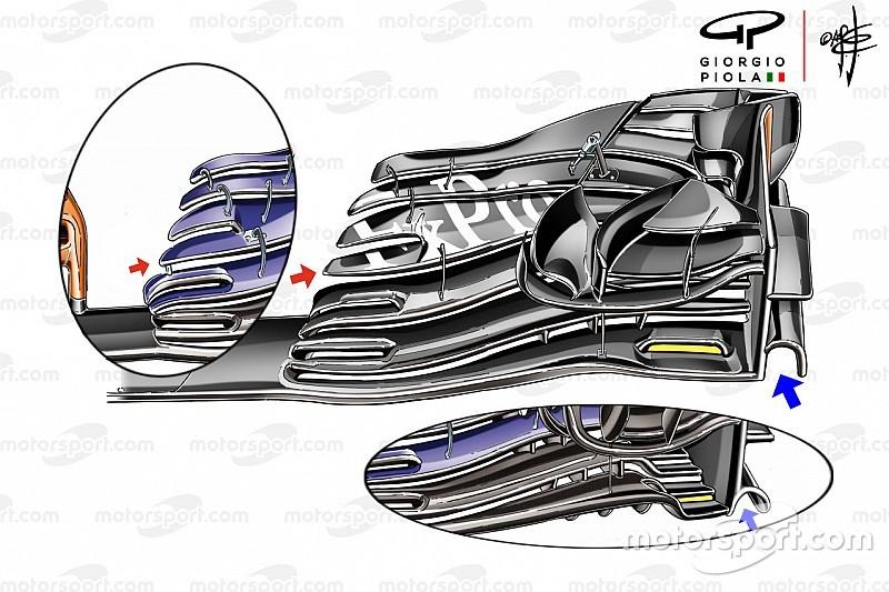 Los últimos experimentos de McLaren en busca de velocidad