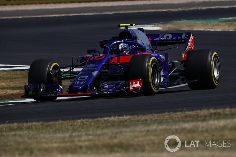 У Toro Rosso розчаровані останнім пакетом оновлень