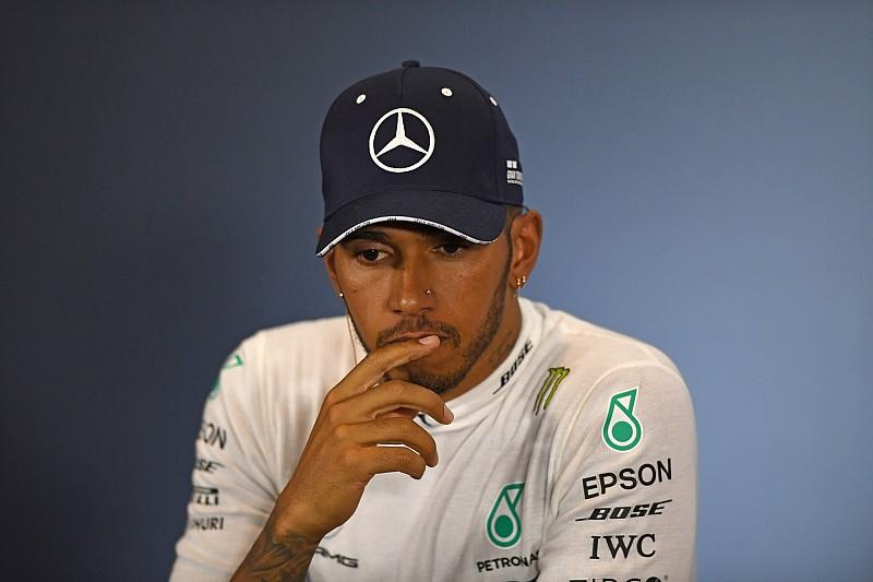 Terima permintaan maaf Raikkonen, Hamilton ingin