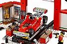 General Lego hadirkan miniatur Ferrari Gilles Villeneuve