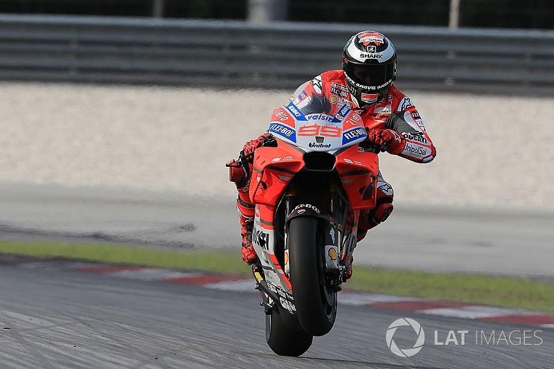 Analisi test Sepang: la Ducati vola, Marquez si nasconde. E la Yamaha?