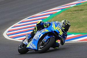 FP2 MotoGP Amerika: Iannone menggebrak, Marquez terjatuh