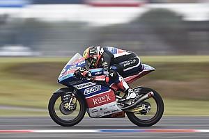 Moto3 Race report Argentina Moto3: Bezzecchi scores dominant maiden win