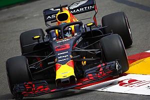 Ricciardo óriási körrekorddal nyerte a Monacói Nagydíj második edzését