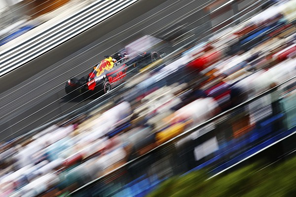 Formula 1 Hasil Starting grid GP Monako 2018