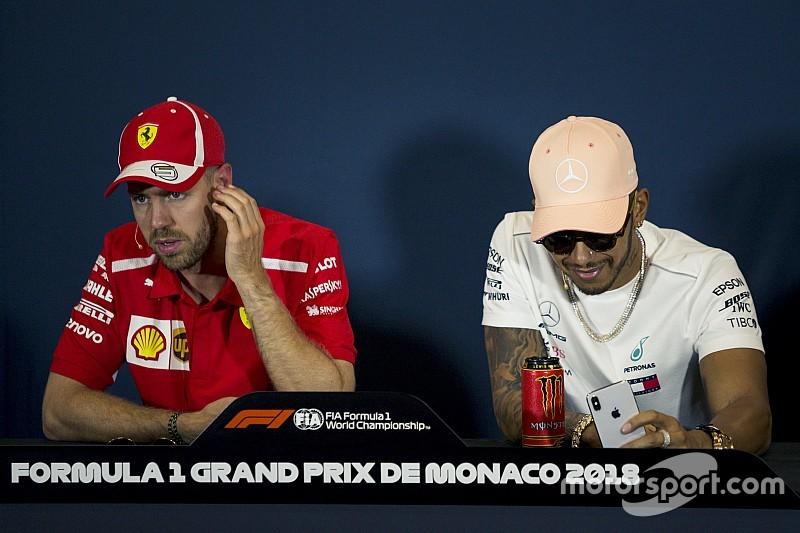 Hamilton és Vettel egyetért: