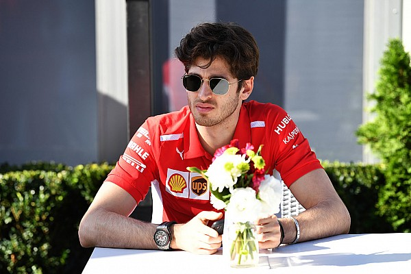 Ferrari adds Giovinazzi, Derani for Le Mans attack