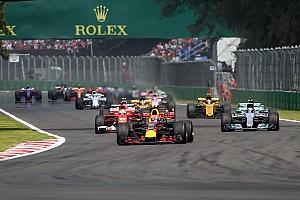 "F1 比赛报告 墨西哥大奖赛:维斯塔潘获胜抢戏,汉密尔顿加冕""四冠王"""