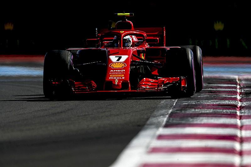 رايكونن: تغييرات الفورمولا واحد لم تساهم مطلقًا في تحسين عملية التجاوز