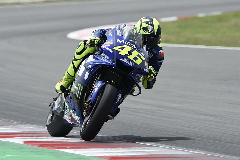 Gemischter Yamaha-Test: Vinales sieht Fortschritte, Rossi nicht