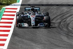 Fórmula 1 Crónica de entrenamientos Mercedes se mantuvo adelante antes de clasificar