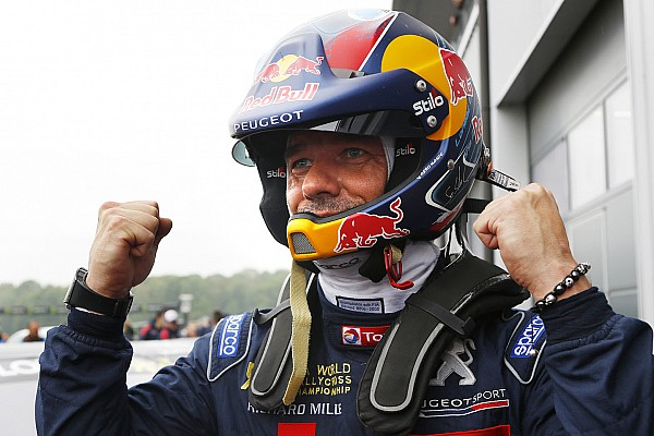 WK Rallycross Raceverslag WK Rallycross: Loeb pakt eindzege in Mettet
