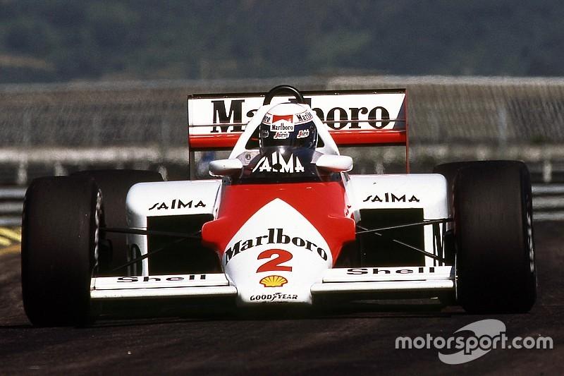 Diaporama - Les F1 pilotées par Alain Prost en Grand Prix