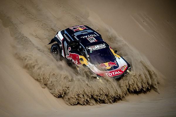 Dakar Motorsport.com hírek Sainz egy megérdemelt Dakar-győzelemről beszél