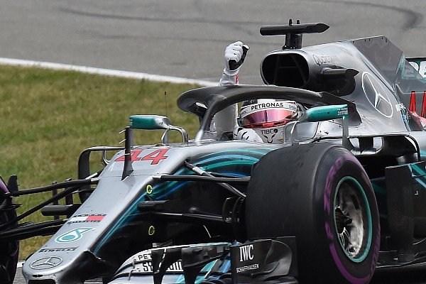 Formula 1 Breaking news Hamilton reprimanded, keeps German GP victory