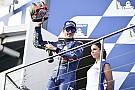 MotoGP Viñales sur le podium pour la première fois depuis Silverstone