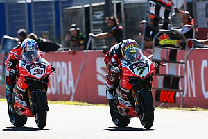 Regulasi baru WorldSBK dianggap rugikan Ducati