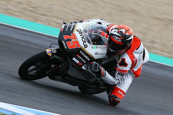"""Moto3 Albert Arenas: """"La meta es estar en la pelea por el podio"""""""