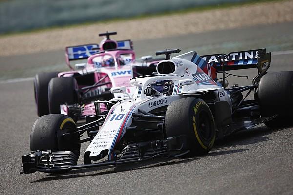 ストロール、元僚友マッサに反論「競争力もあり良いレースをしている」