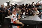 MotoGP Маркес: Я не маю злоби на Валентино