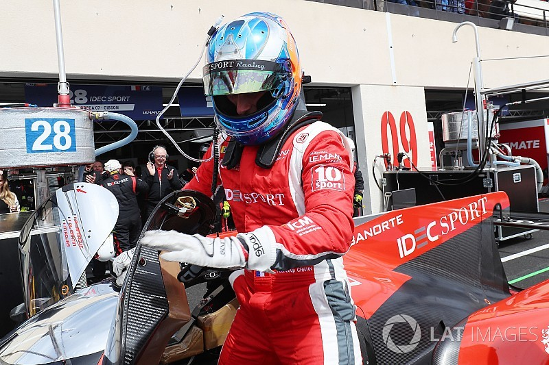 Pole position para Memo Rojas en Paul Ricard