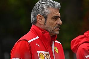 Forma-1 Interjú Ferrari: A különböző változó körülmények döntöttek, nem a mi javunkra