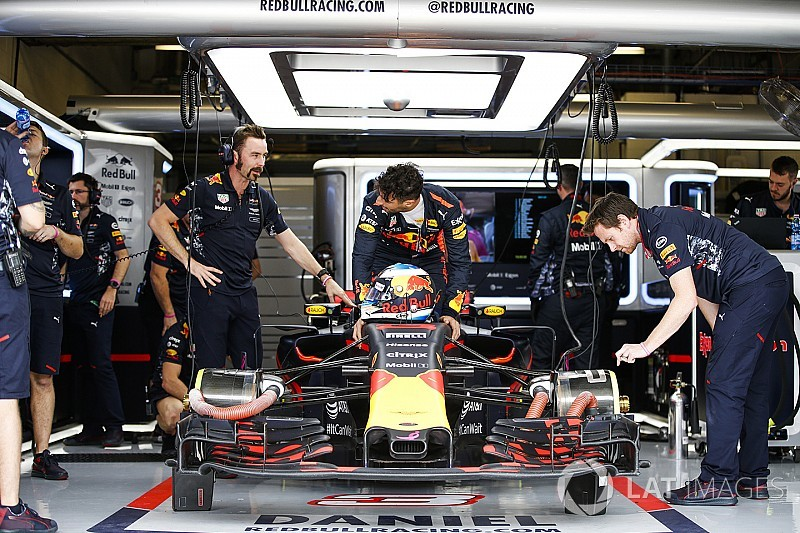 Red Bull изменит подход к созданию машины