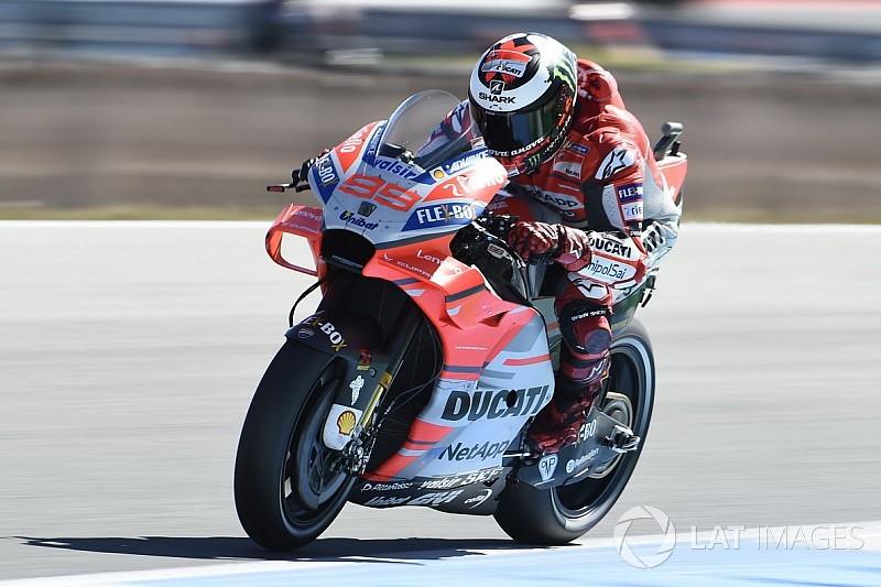 MotoGP tightens aero fairing rules for 2019