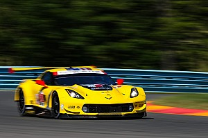"IMSA Breaking news ""We can't be depressed by second,"" says Corvette's Garcia"