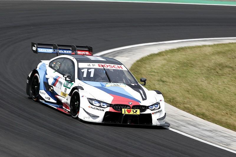 DTM на Норісринзі: Віттманн переграв п'ять машин Mercedes та виграв гонку