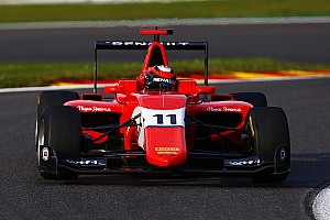 GP3 Race report Spa GP3: Aitken survives three restarts for maiden victory