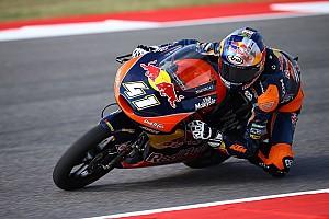 Moto3 Race report Moto3 Misano: Binder kian dekati gelar juara