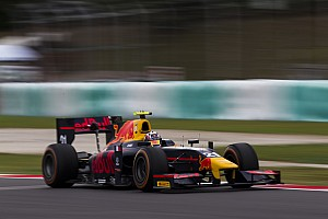 GP2 Репортаж з кваліфікації GP2 у Сепанзі: Гаслі домінує у кваліфікації
