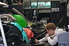 Formel-1-Technik: Unter der Motorhaube des Mercedes W07