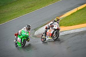 CIV Moto3 Gara Gara 2: Casadei vince in volata su Ieraci