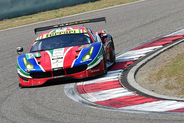 Ferrari to hold shootout to decide Bruni WEC replacement