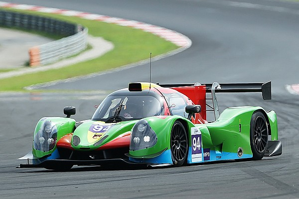 Wineurasia take the first race win of the Asian Le Mans Sprint Cup