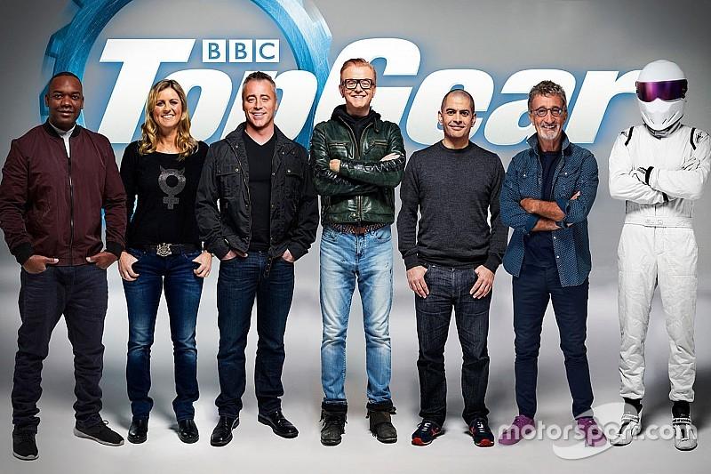 Herstart Top Gear uitgesteld: