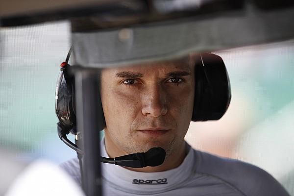 IndyCar Новость «Если в машине дыра, то ничего уже не сделаешь». Алешин об аварии