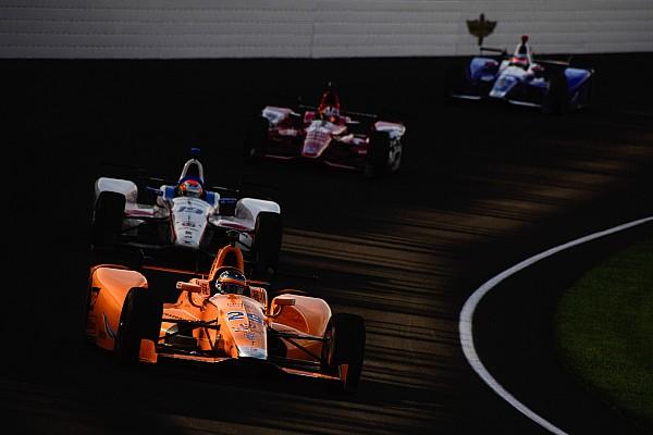 IndyCar Nieuws Alonso: