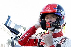 WRC Son dakika Citroen'e göre Meeke'in molaya ihtiyacı vardı