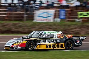TURISMO CARRETERA Reporte de la carrera Spataro ganó en una carrera acortada por la lluvia en Posadas