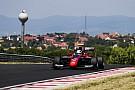 GP3 Hungaroring GP3 testi: Fukuzumi ikinci günde lider