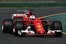 Vettel says balance issues held Ferrari back in practice