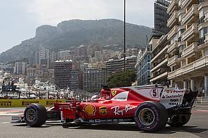 Vettel asusta en los Libres 3 de Mónaco antes de la clasificación