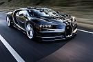Auto La Bugatti Chiron n'échappe pas au rappel!